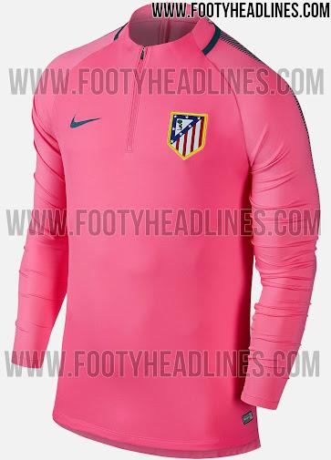 equipacion entrenamiento Atlético de Madrid en venta bc1f331b00af9