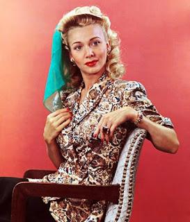 Carole Landis Blonde