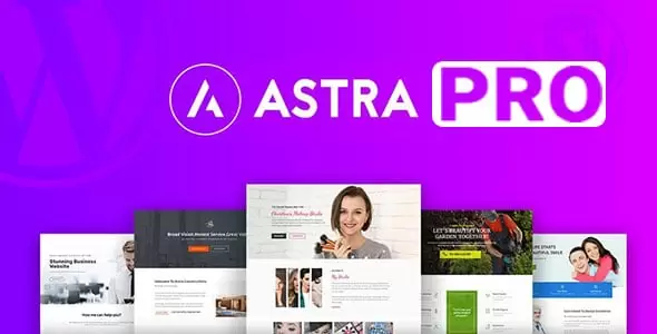 Astra Pro tamplet–Fast and Easy WordPress Theme