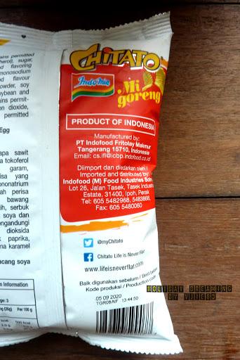 夢/游 holiday dreaming by vjie83: 【食記】印尼:Chitato x Indomie 營多撈麵味薯片 • 聞起來比吃起來像營多撈麵的好吃 ...