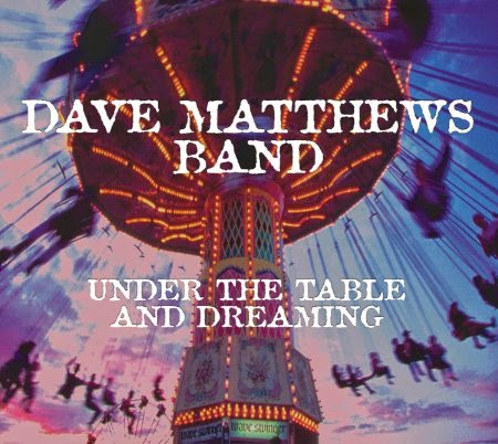 Rock Folk Review Dave Matthews Band Under The Table And