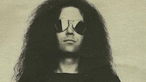 Imagen del guitarrista Larry Wallis (Motörhead)