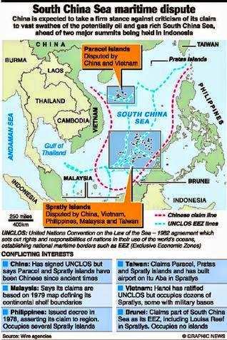 Risks Ahead in the South China Sea