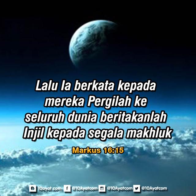 Markus 16:15