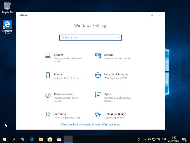 Cara instal Windows 10 Pro untuk pemula-26
