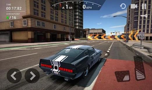 Ultimate Car Driving Simulator Screenshot