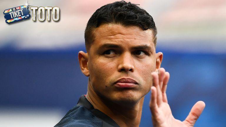 Salam Perpisahan PSG untuk Thiago Silva