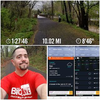 running 04.20.19 trail