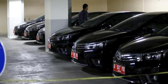 Mobil Dinas Baru (Toyota Rush) untuk DPRD Tasik Tinggal Tunjuk Dealer