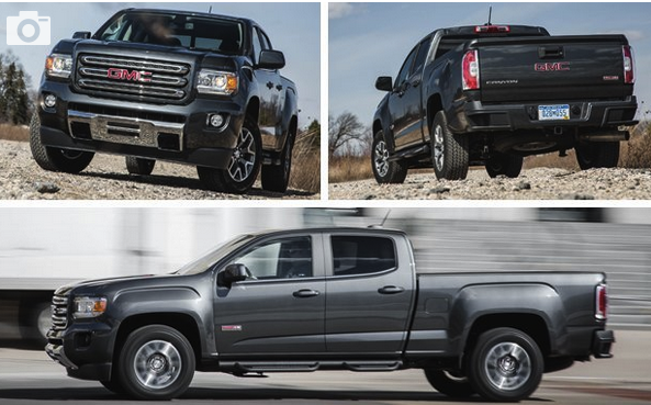 2017 gmc canyon diesel 4x4 crew cab review cars auto express new and used car reviews news. Black Bedroom Furniture Sets. Home Design Ideas