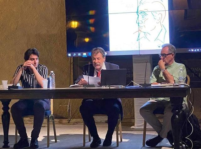 Ναύπλιο: Με επιτυχία συνεχίζεται το 1ο Φεστιβάλ Λόγου και Τέχνης