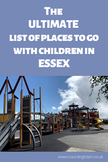 The Ultimate list of places to go with children in Essex