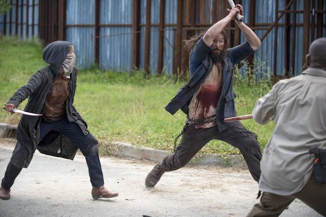 The Walking Dead S06E02: JSS (2015)