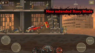 earn to die 2 mod apk unlock all car