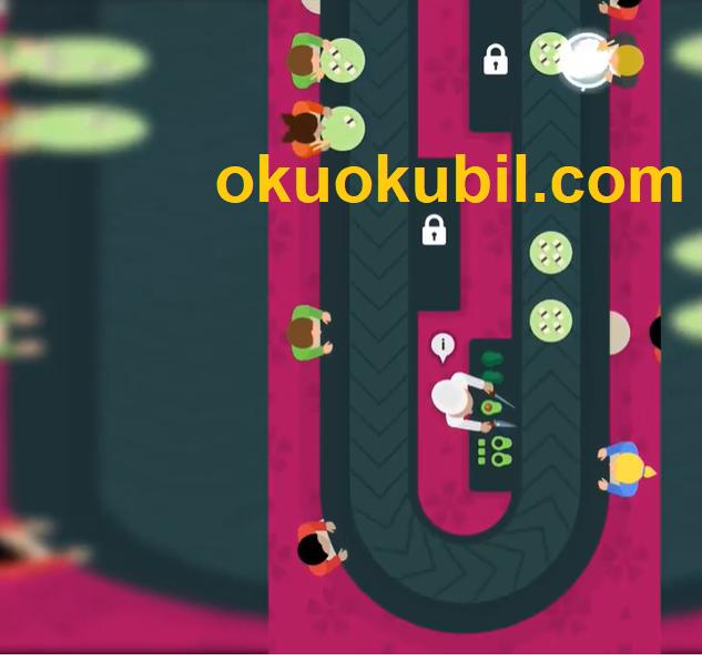Sushi Bar v1.5.2 Restaurant Oyunu Para + Mega Hileli Mod İndir 15 Ağustos