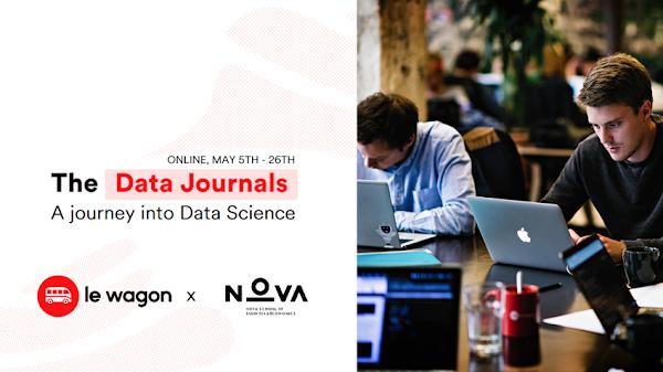 Nova SBE e Le Wagon lançam novo curso intensivo de ciência de dados