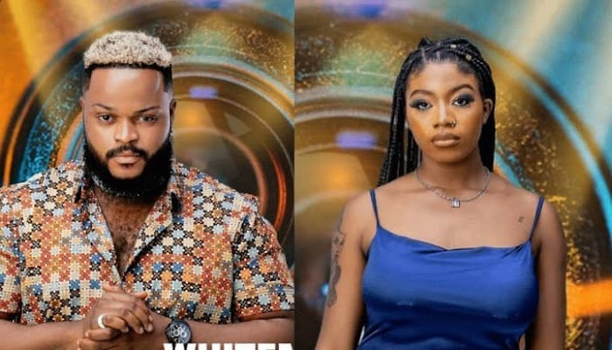 """#BBNaija: """"Angel Is Fake, She Does Everything For Clout"""" – Whitemoney"""