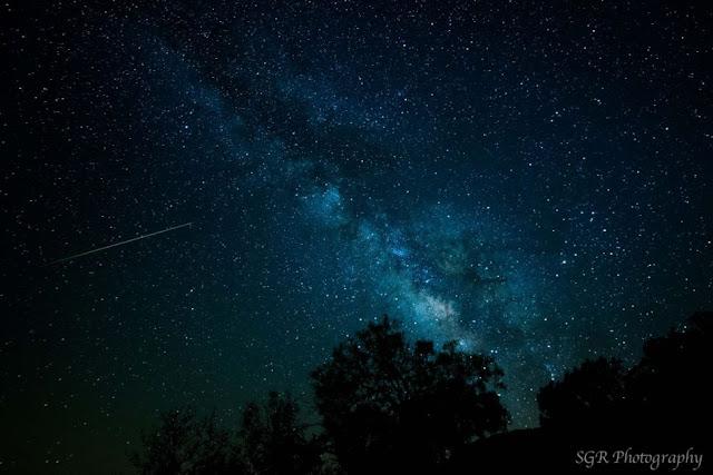 Chuva de meteoros eta aquaridas - Sergio Garcia Rill - Texas, on May 5, 2013