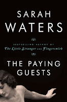The Paying Guests by Sarah Waters book cover and review