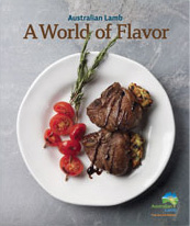 Australian Lamb Cookbook Cover