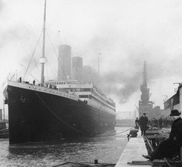 109 años del hundimiento del Titanic