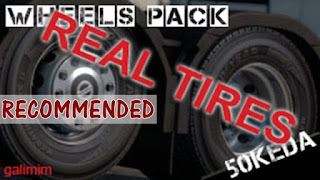Real Tires Mod