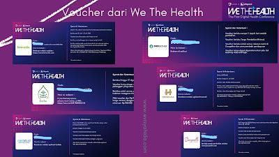 Voucher We The Health