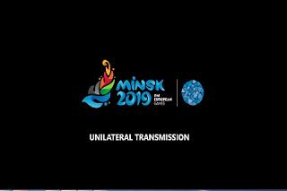 Minsk 2019 2nd European Games Eutelsat 7A/7B Biss Key 25 June 2019