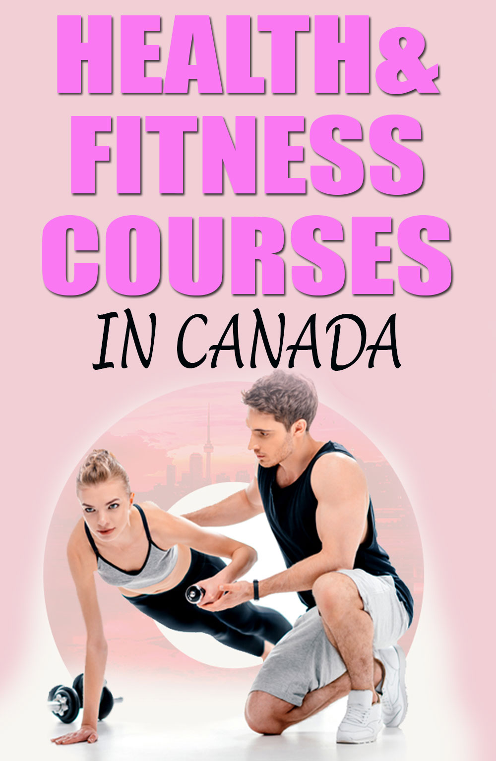 Health And Fitness Courses In Canada