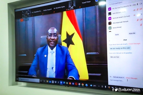 VP Bawumia Calls On AU Member States To Institute Supporting Measures For Successful Implementation Of AfCFTA