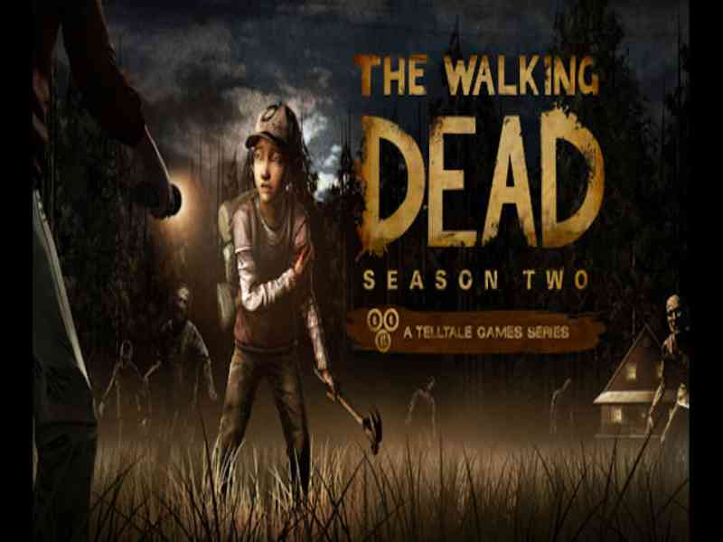 The Walking Dead Season 2 Game Download Free For PC Full