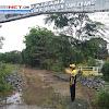 DPPP Bangun Halaman dan Jalan TPU Kirana, Pengurus Makam dan Warga Ucapkan Terima Kasih