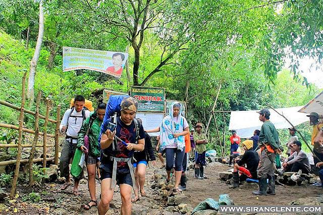 Mt. Daraitan trails