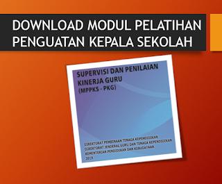 Download Modul Pelatihan penguatan Kepala Sekolah