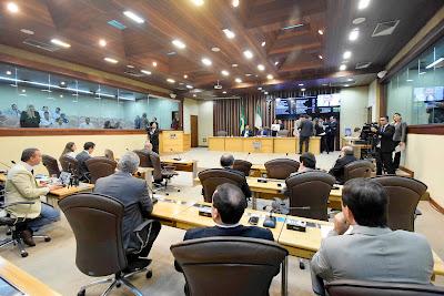 Plenário: Assembleia Legislativa do RN aprova 16 projetos de ...