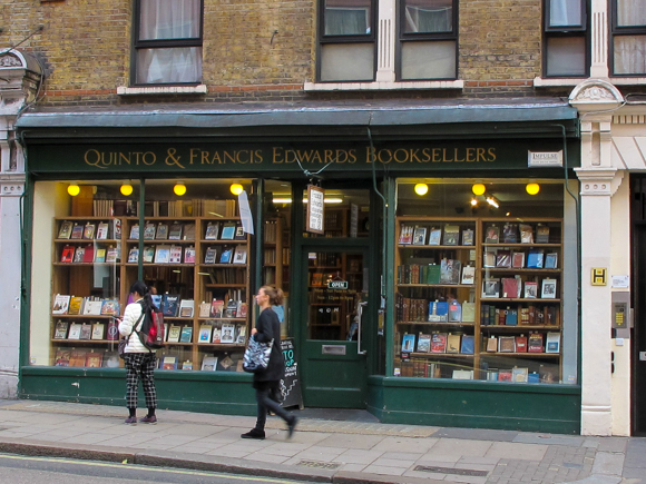 Quinto & Francis Edwards Booksellers