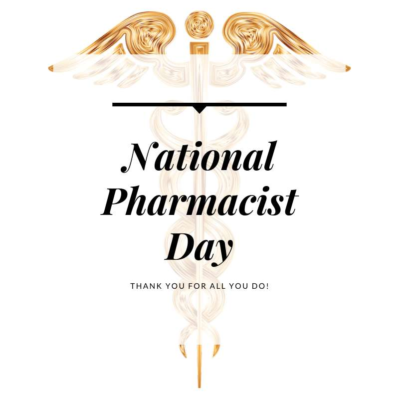 National Pharmacist Day Wishes Awesome Images, Pictures, Photos, Wallpapers
