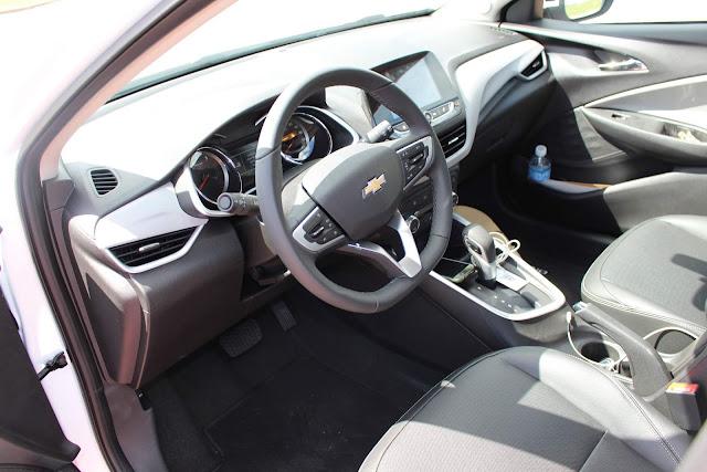 Novo Onix 2020 Sedan (plus) - posição de dirigir