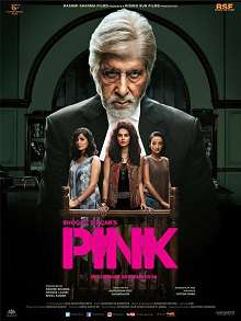 Pink Hindi Movie Review