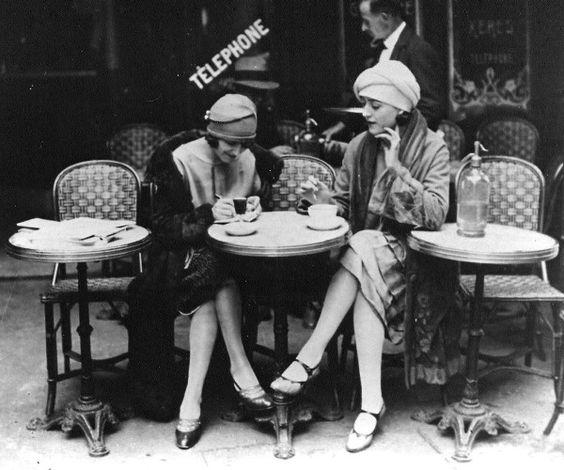 look des années 20