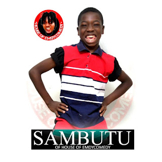 "COMEDY SKIT: Sambutu – ""My Father"" (House Of EmdyComedy)"
