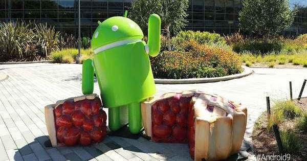 Google Resmi Rilis Android 9 Pie