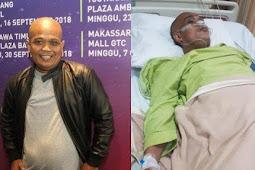 Minta Pulang, Sapri Pantun Masih Pikirkan Biaya Rumah Sakit, Ruben Onsu Sebut Omongannya Ngaco