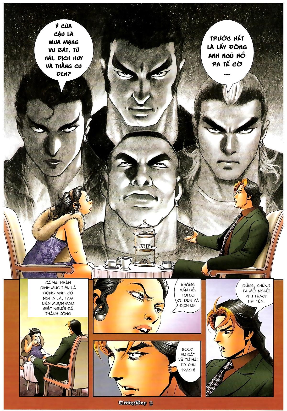 Người Trong Giang Hồ - Chapter 1263: Mua mạng Ngũ Hổ - Pic 7