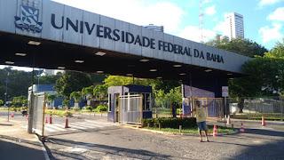 João Gabriel aprovado em Geografia na UFBA
