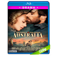 Australia (2008) BRRip 720p Audio Dual Latino-Ingles