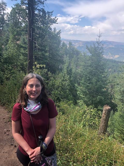 Hiking Green Mountain in Colorado