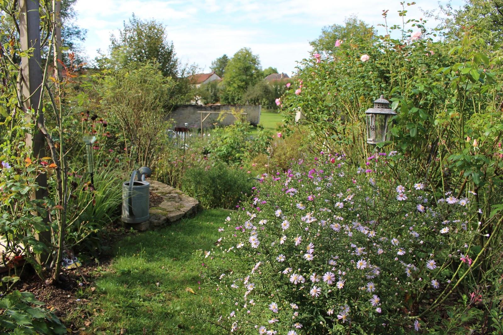 Notre jardin secret l 39 hiver en t for Jardin secret 78