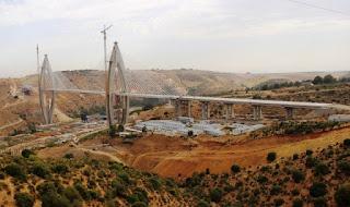 Le Maroc va inauguré le plus grand pont d'Afrique.