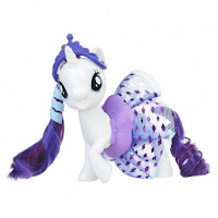 My Little Pony the Movie Rarity Sparkling and Spinning Skirts Brushable